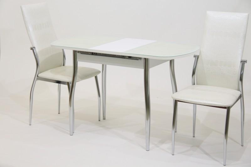 Столовая группа Гала-7 + стул Комфорт