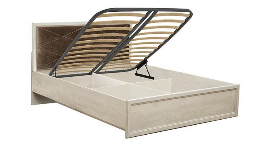Кровать 32.26-02 (1600) Сохо с ПМ