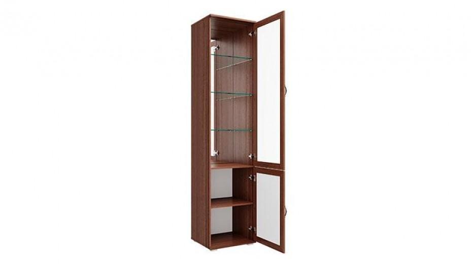 Шкаф-витрина с дверью 24.02 new