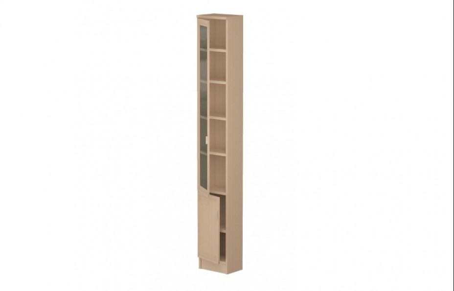 Шкаф многоцелевого назначения В-15 (дверь комбинированная)