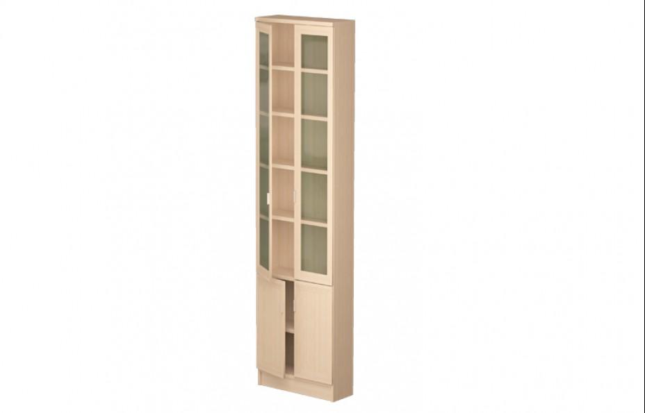 Шкаф многоцелевого назначения В-18  (дверь комбинированная)