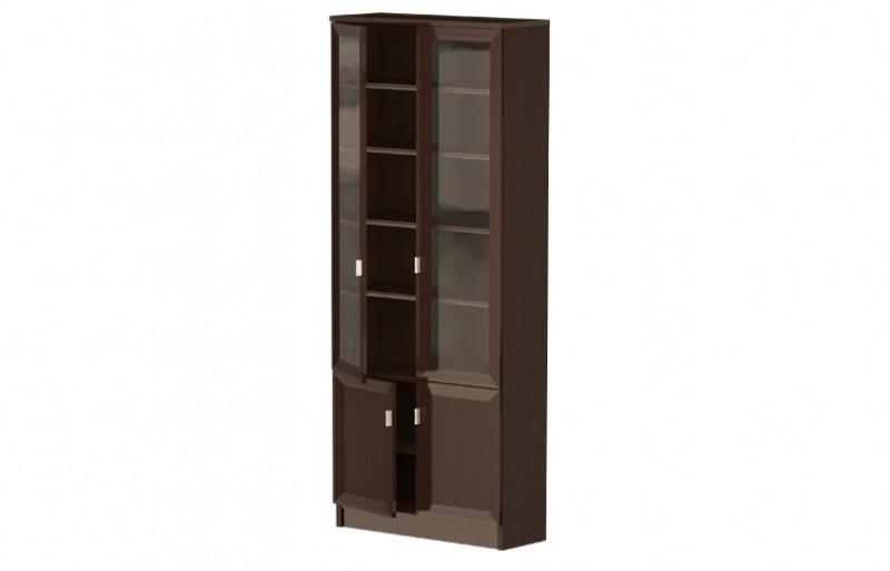 Шкаф многоцелевого назначения В-19  (дверь комбинированная)