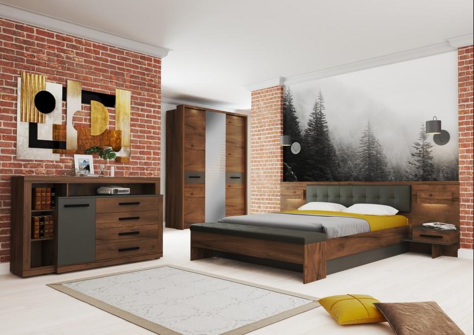 Спальня Глазго комплектация 1