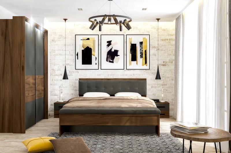 Спальня Глазго комплектация 2