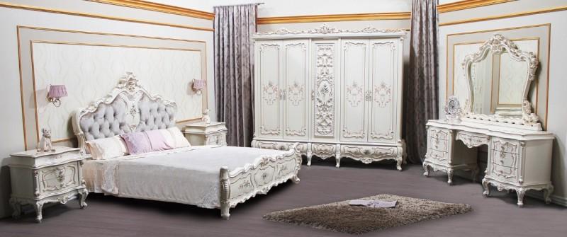 Спальня Шанель