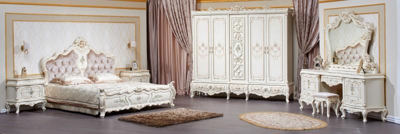 Спальня Шанель с 5 ств. шкафом