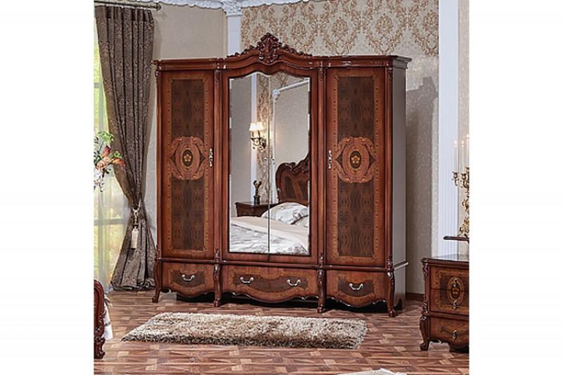 Спальня Виктория орех фарина