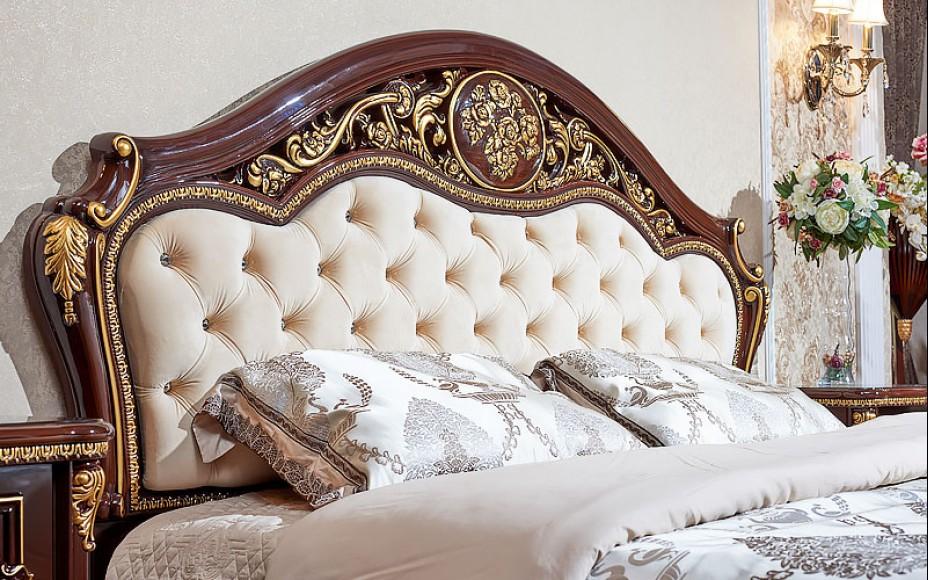 Спальня Даниэлла орех