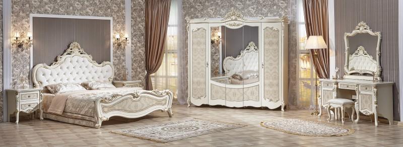 Спальня Констанция крем
