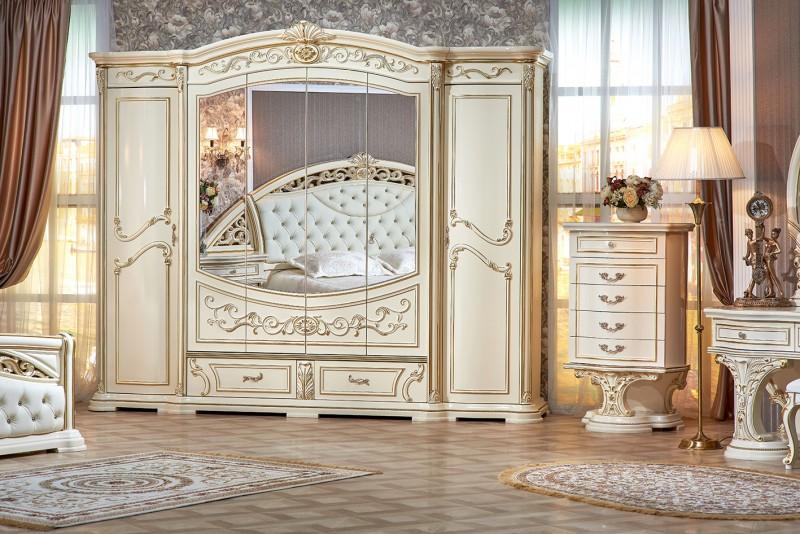 Спальня Латифа