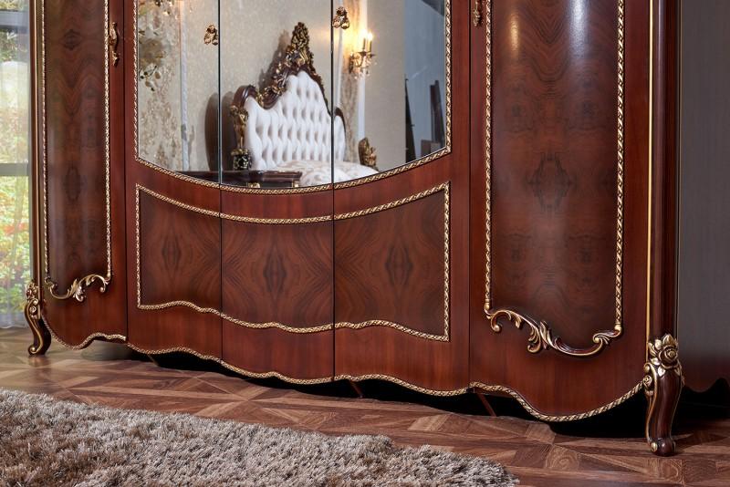 Спальня Констанция орех