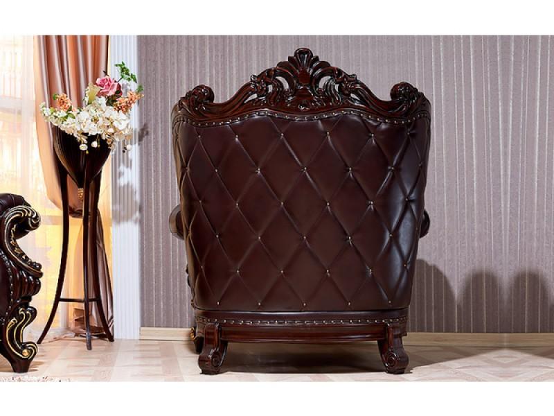 Набор мягкой мебели Империал орех