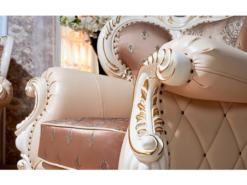 Кресло Империал крем