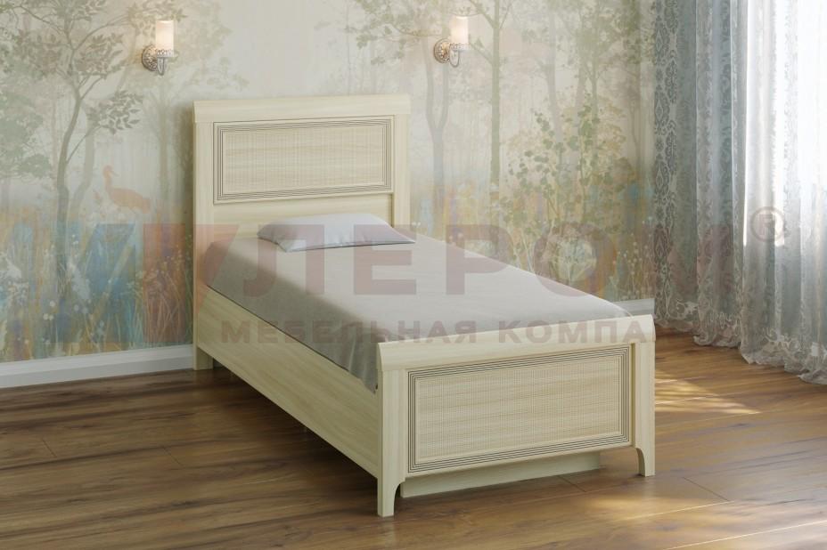 Кровать КР-1025 ясень осахи