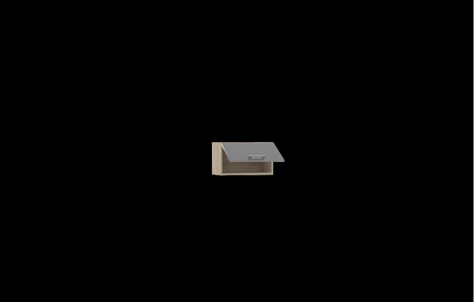 Шкаф горизонт-01 (600) верхнее открывание Лучидо