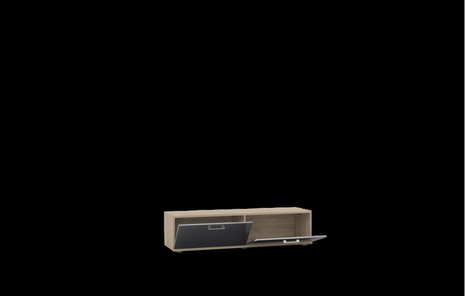 Тумба  -02 (1600) с выкатными ящиками Лучидо