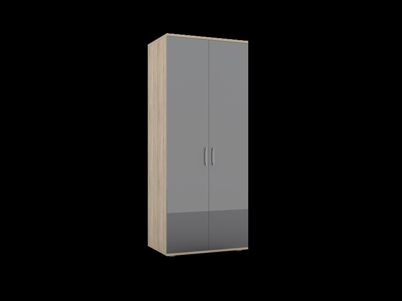 Шкаф для одежды-02 Lucido