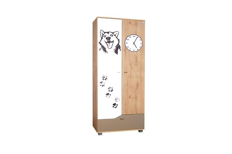 «Хаски» № 2 шкаф