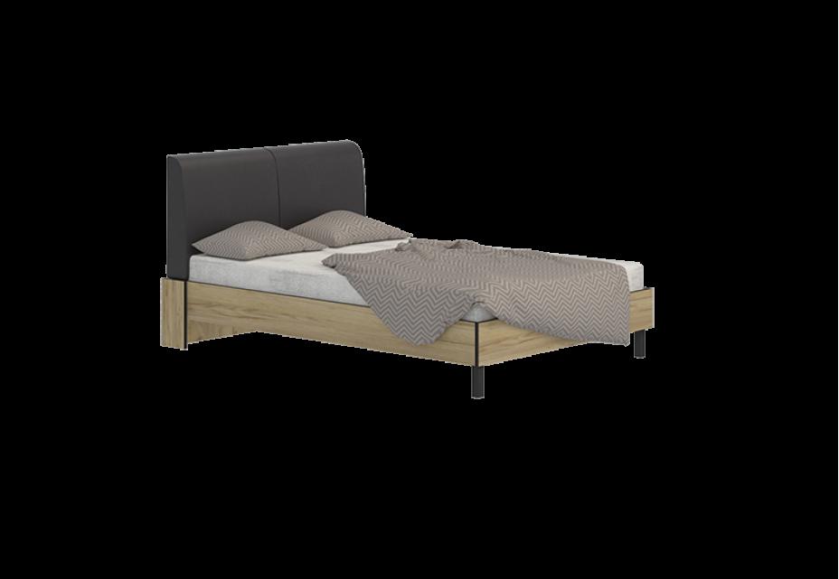 Спальня Лофт № 14 кровать