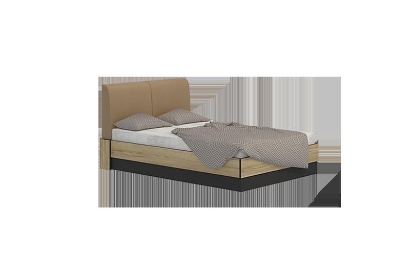 Спальня Лофт № 16.1 кровать с подъемным механизмом