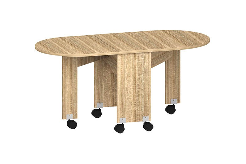 Баско стол журнальный (Дуб Сонома)