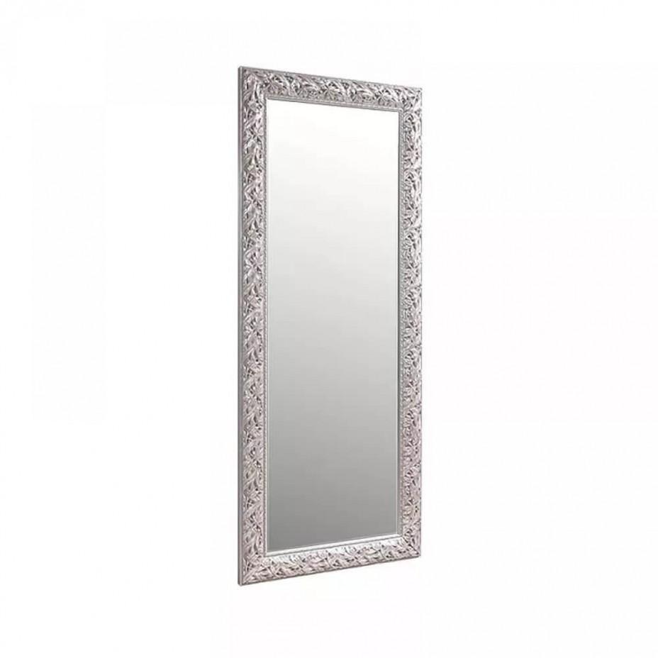 Зеркало большое Тиффани (Штрих-серебро)