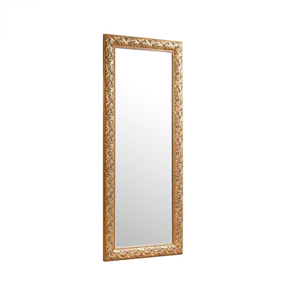 Зеркало большое Тиффани (Штрих-золото)