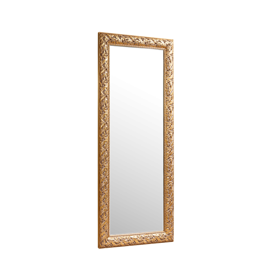 Зеркало большое Тиффани Премиум (Золото)