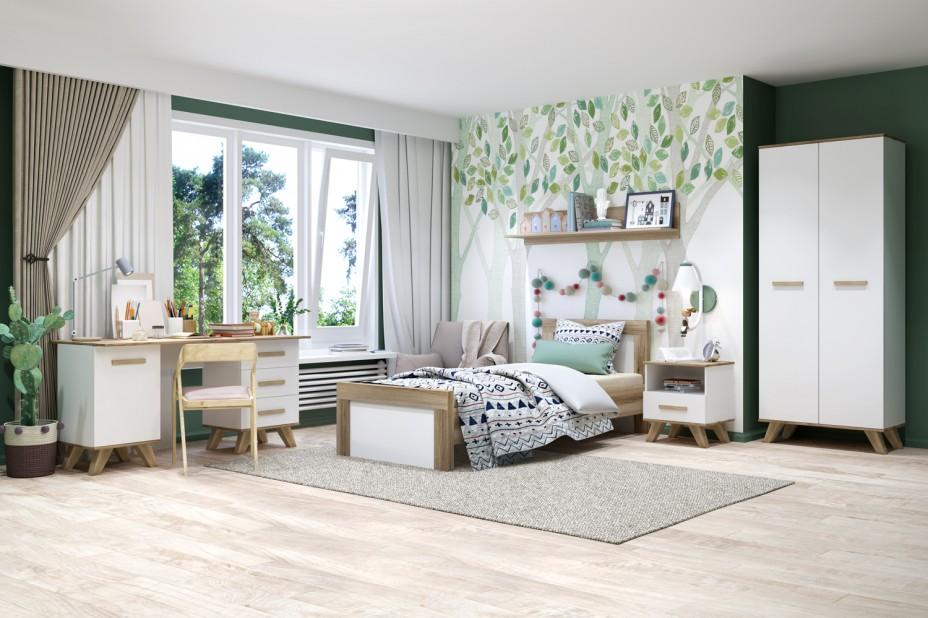 Спальня «Вега Скандинавия» (комплект 7)