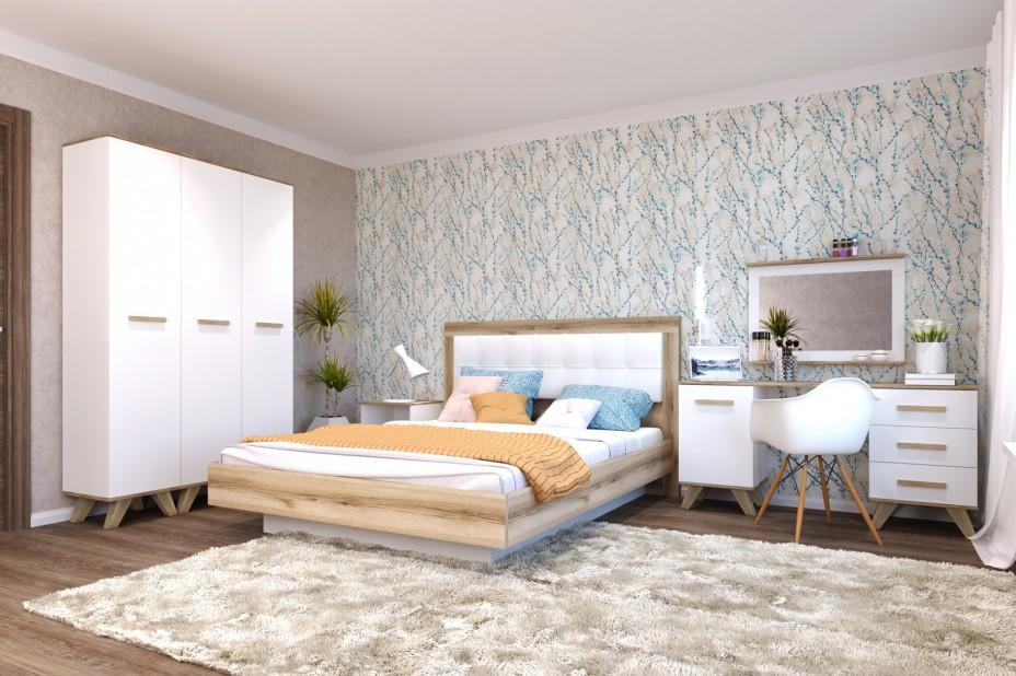 Спальня «Вега Скандинавия» (комплект 3)