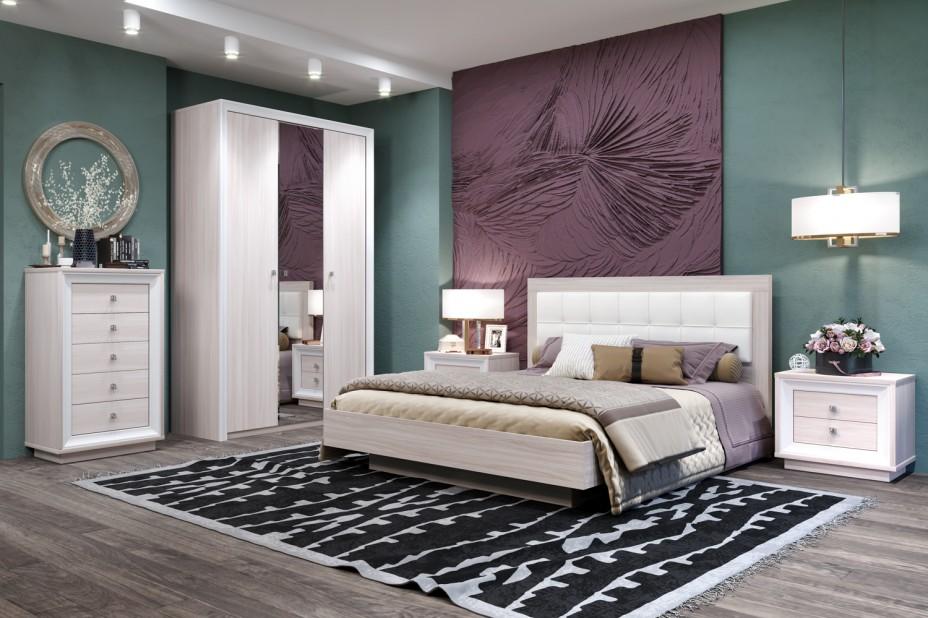 Спальня Прато (комплект 3)
