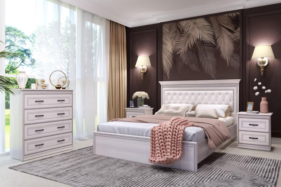 Спальня Неаполь комплект 3