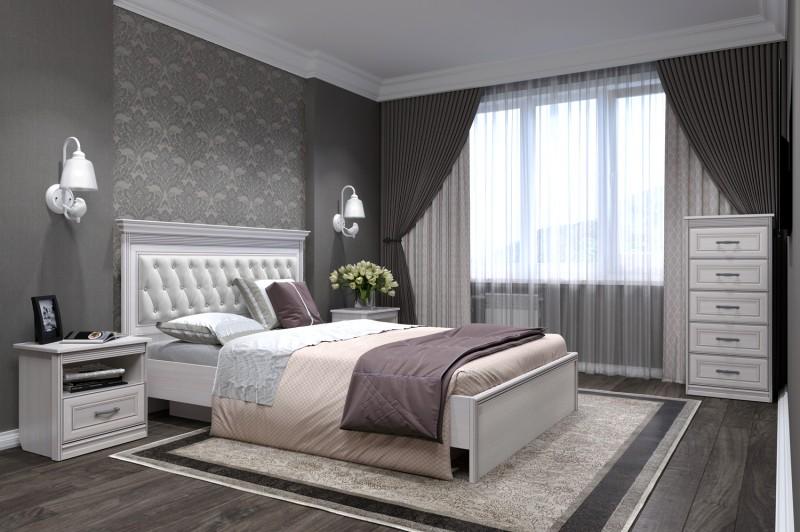 Спальня Неаполь комплект 4