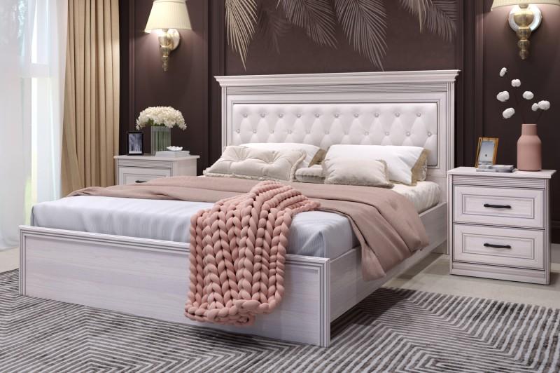 Кровать-1 с основанием 1600 Неаполь