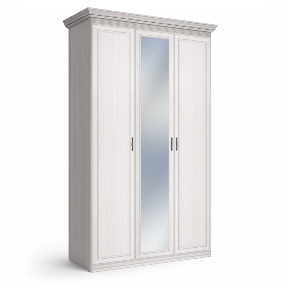 Шкаф 3-х дверный Неаполь
