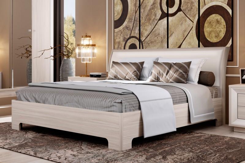 Кровать-3 с основанием 1600 Прато
