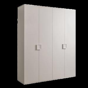 Шкаф 4 дверный (без зеркал) Diora