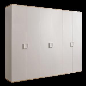 Шкаф 6 дверный (без зеркал) Diora