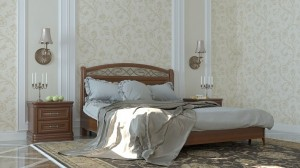 Кровать Сп В-8-7 Ков Э