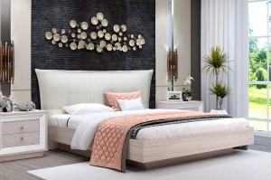 Кровать-4 с подъемным основанием 1600 Прато