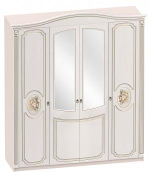 Шкаф 4 дверный Верона