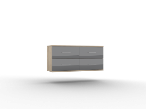 Комод-02 навесной Lucido