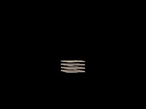 Комплект полок из ЛДСП к шкафу для одежды Lucido
