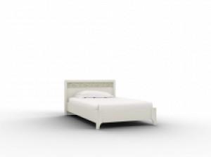 Кровать -03 (1200)  без подъемного механизма Твист